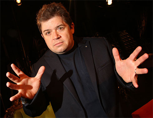 Patton Oswalt: Tragedy Plus Comedy Equals Time: …
